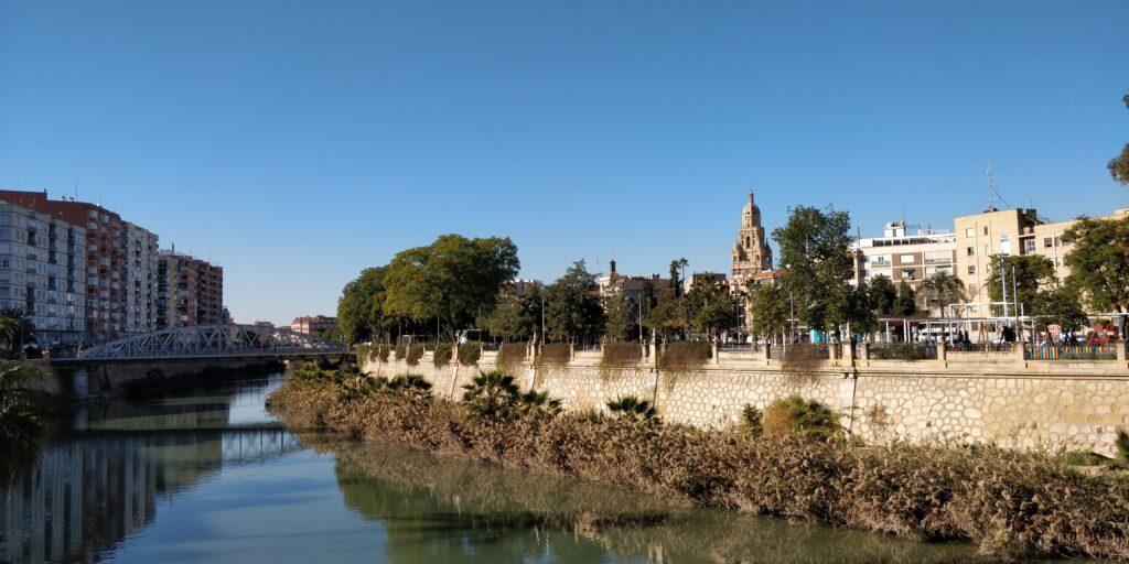 Murcia spanien rio segura - spanske byer - alt om spanien