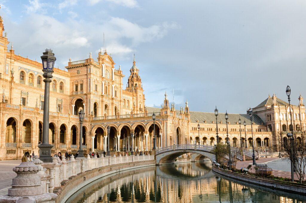 Ting du skal se i Sevilla Spanien - spanske byer - alt om spanien