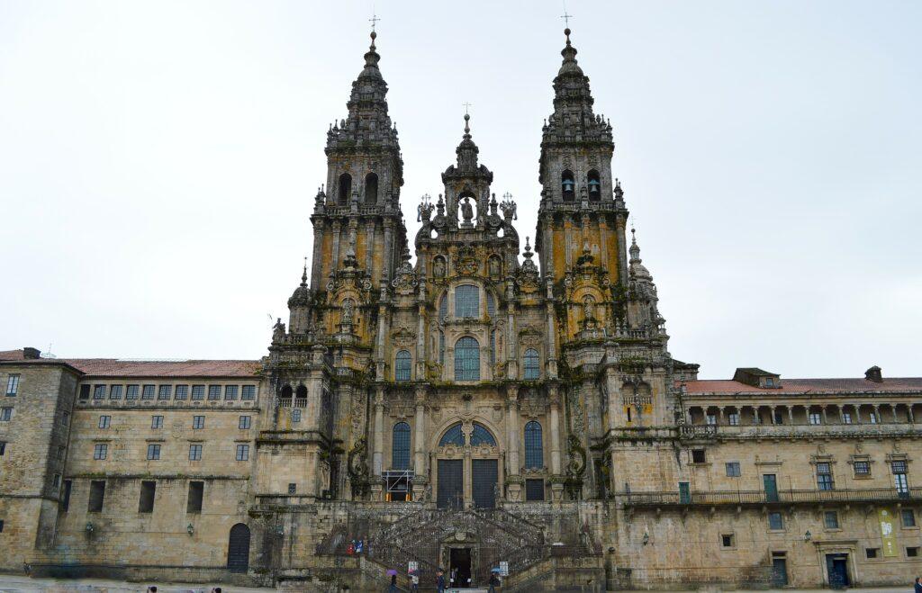 catedral de santiago de compostela spanske byer