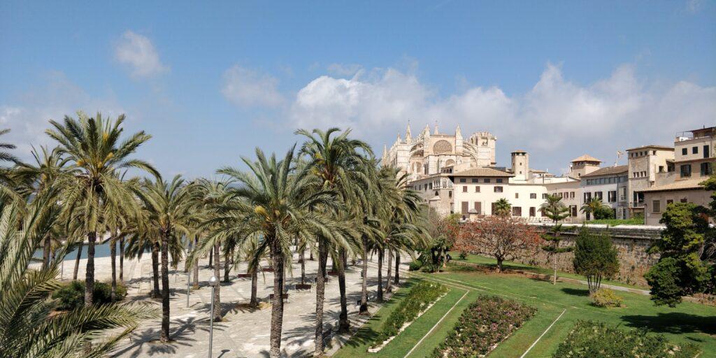 Palma de Mallorca Katedral