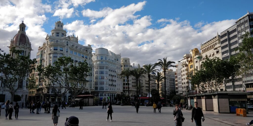 leve i spanien i valencia