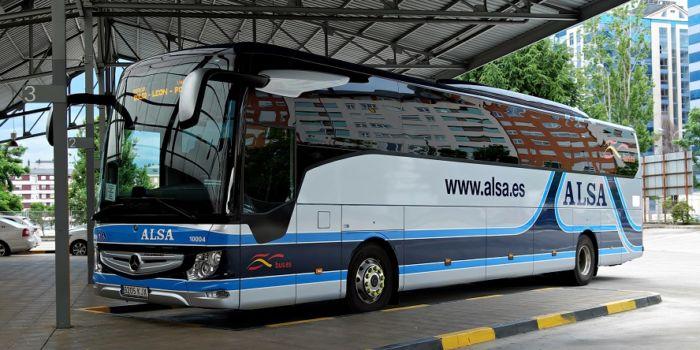 Alsa bus - Bus i Spanien - Alt om Spanien