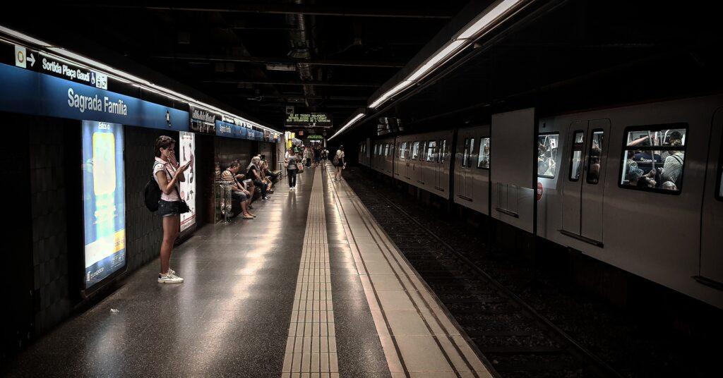 Metro i Barcelona - Tog i Spanien - Alt om Spanien