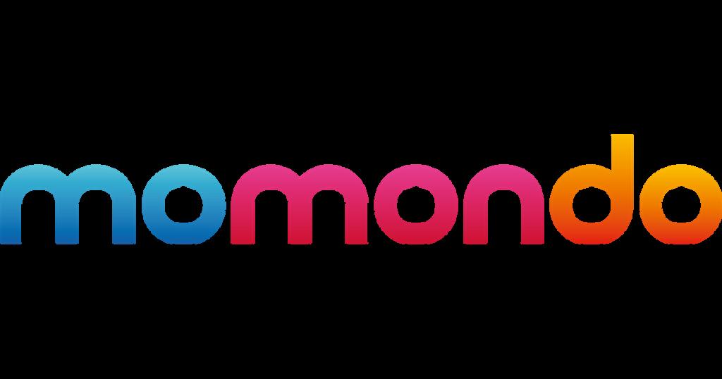 Logo fra momondo